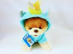 Gund World's Cutest Dog Boo Unicorn Stuffed Animal Plush 9""