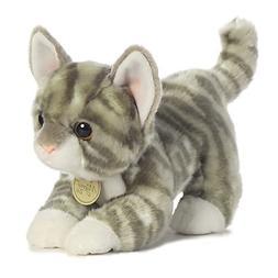 af82a3b73a07 World Stuffed Animal Toy Cat Plush Realistic Styling Superio