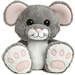 """Aurora World Taddle Toes Scurry Mouse Plush, 10"""""""