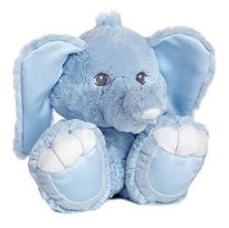 Aurora World Taddle Toes Baby Taddles Elephant Plush, Blue,