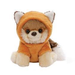 """GUND World's Cutest Dog Itty Bitty Boo #50 Fox Plush 5"""" St"""