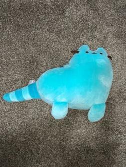 X- large GUND Pusheen Blue Dinosaur Stuffed Animal Pusheenos