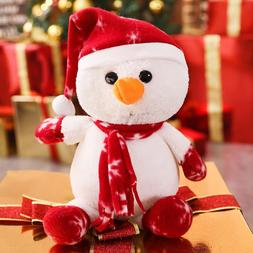 Xmas Snowball Plush <font><b>Stuffed</b></font> <font><b>Ani