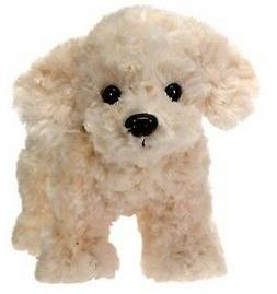 "9.5"" Yellow Labrador Retriever Lab Pet Dog Plush Stuffed Ani"