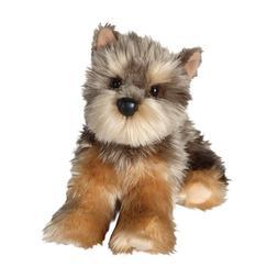 YETTIE the Plush YORKIE TERRIER Dog Stuffed Animal - Douglas