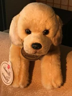 "Russ Berrie Yomiko Yellow Labrador 12"""