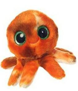 5 Inch Yoohoo & Friends Camee Octopus Plush Stuffed Animal b