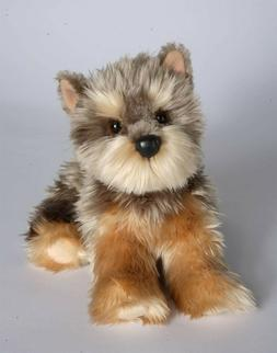 yorkshire terrier yorkie plush dog