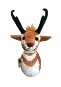 "ADORE 16"" Zion the Pronghorn Antelope Stuffed Animal Plush W"