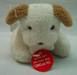 "GUND Zip Alongs SHAKING PUPPY DOG 3"" Plush Stuffed Animal TO"