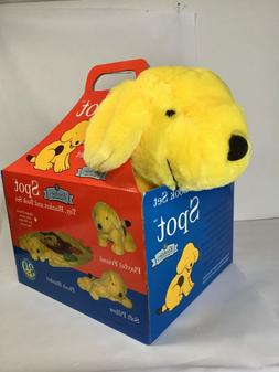 Zoobies Spot The Dog Toy, Blanket and Book Set 2010 Limited